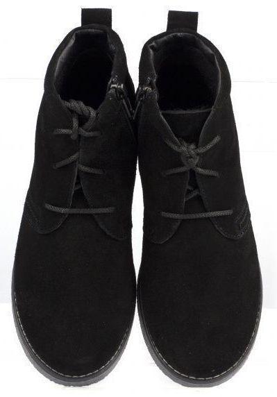 Braska Ботинки  модель AE122 размерная сетка обуви, 2017