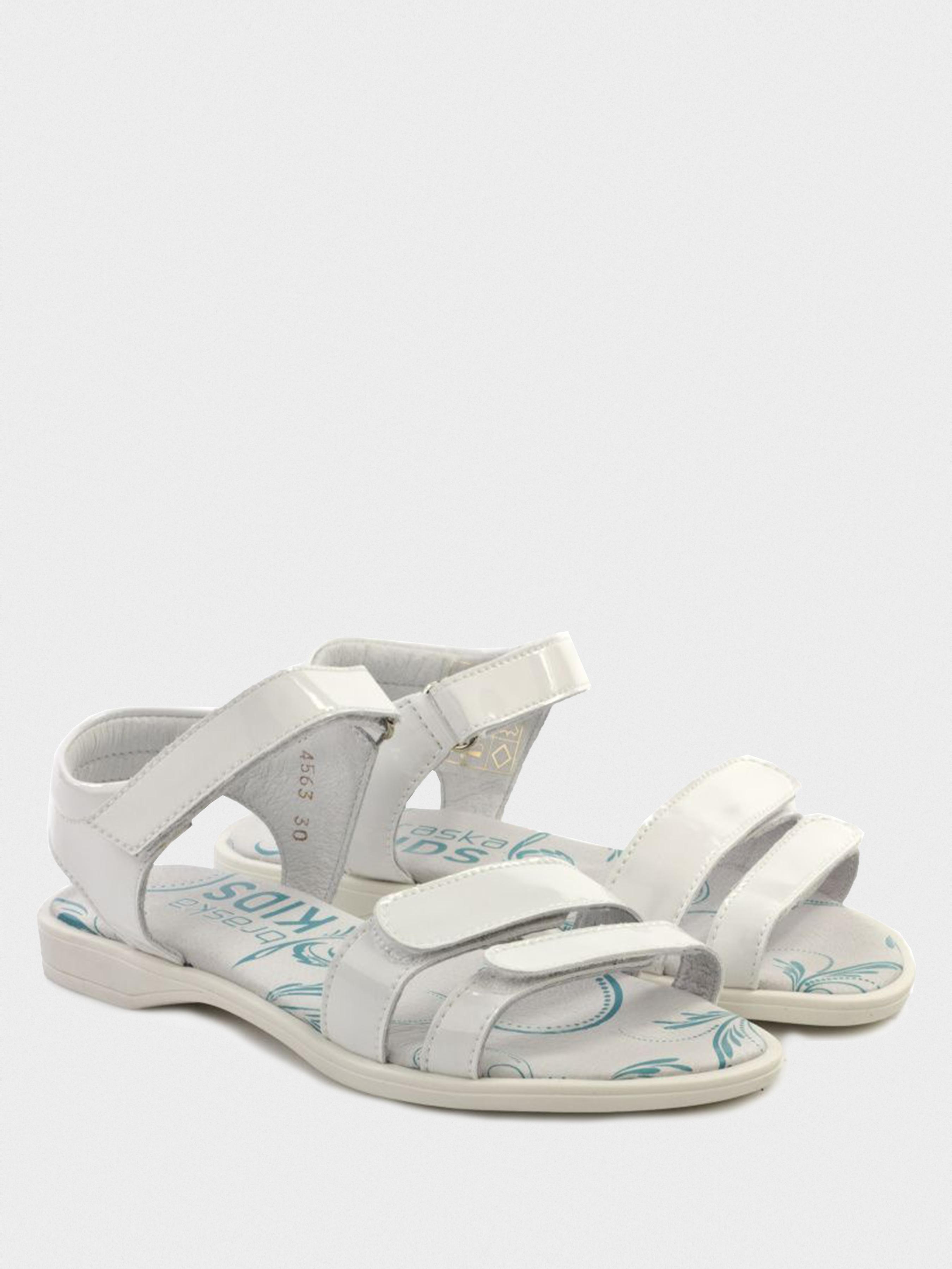 Купить Сандалии детские Braska Кайрос AE129, Белый