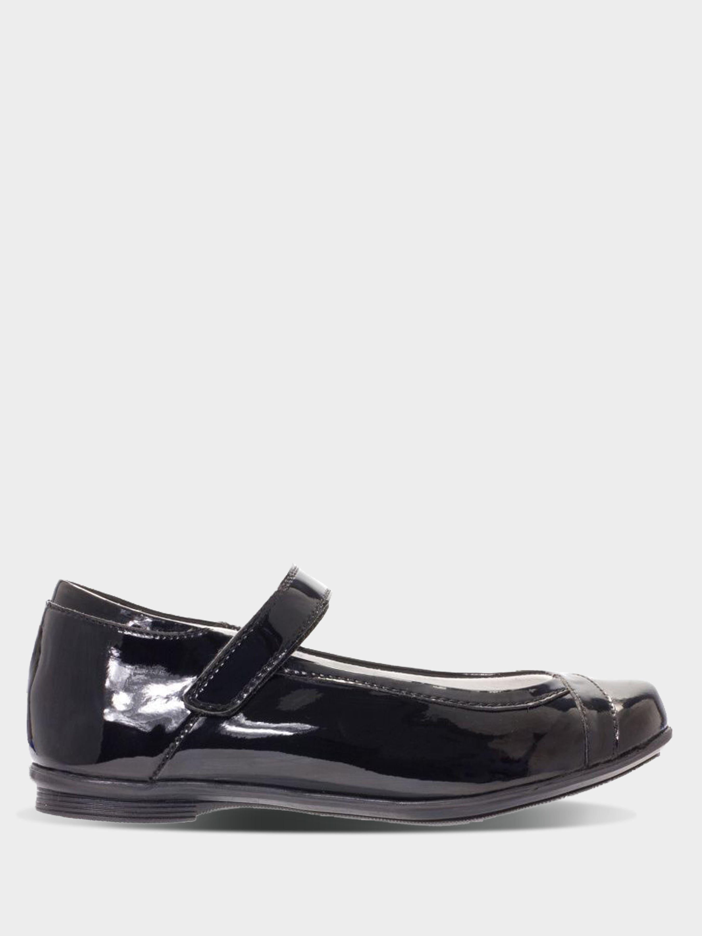 Купить Туфли детские Braska AE136, Черный