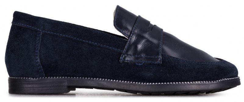Купить Туфли детские Braska AE139, Синий