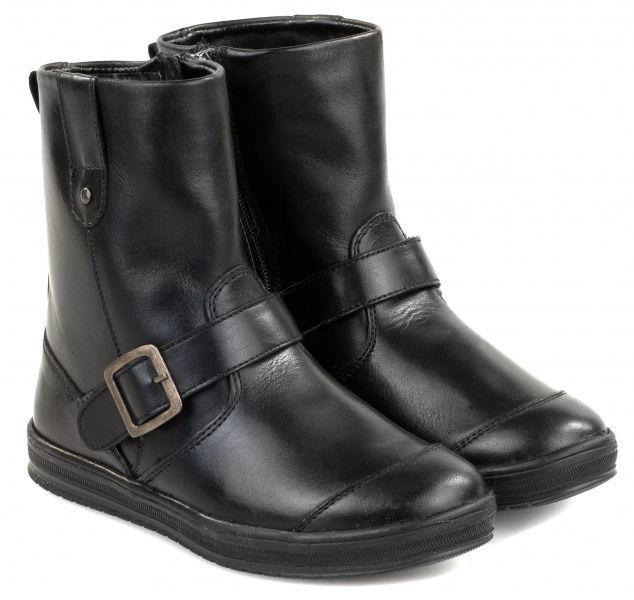 Купить Ботинки для детей Braska AE145, Черный