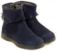Синие ботинки Для девочек купить, 2017