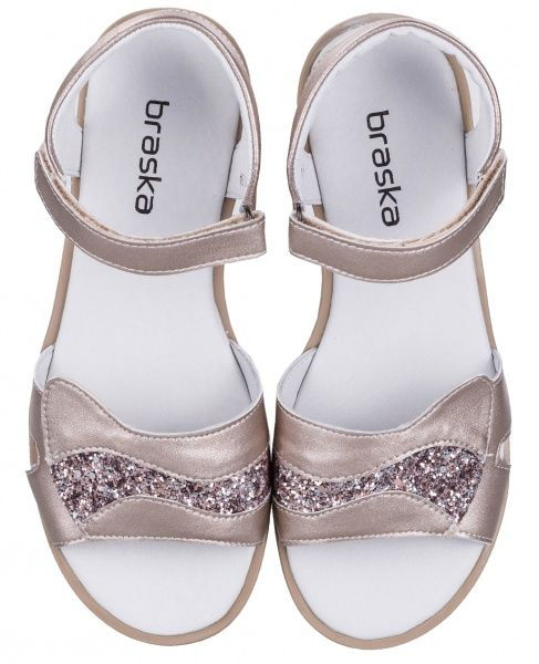 Сандалии для детей Braska AE172 размеры обуви, 2017