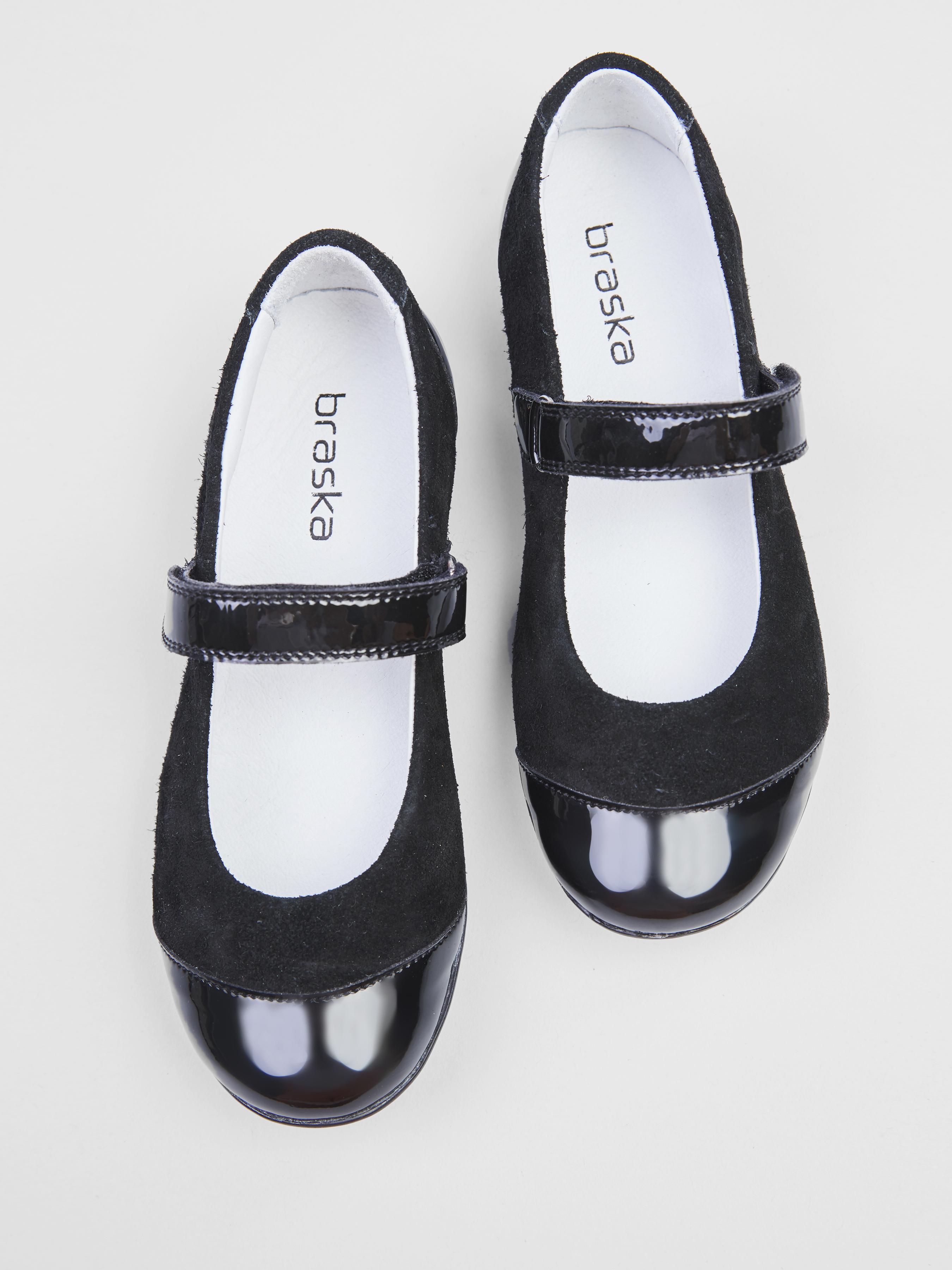 Балетки  для дітей Braska 933-4645/501 розміри взуття, 2017