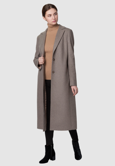 Пальто Arber модель AHW07.01.16 — фото 3 - INTERTOP