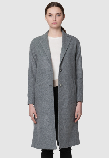 Пальто Arber модель AHW07.02.11 — фото 2 - INTERTOP