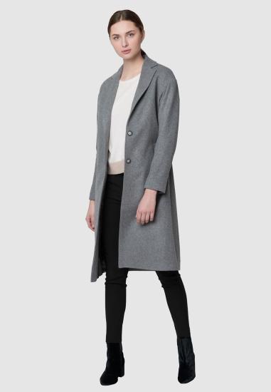 Пальто Arber модель AHW07.02.11 — фото - INTERTOP