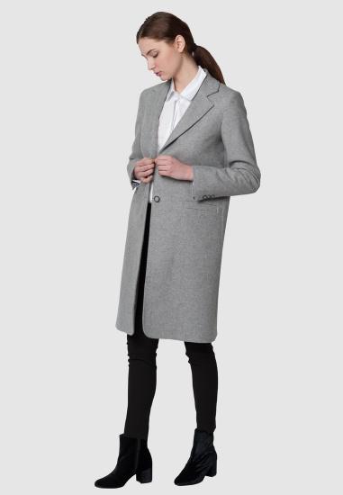Пальто Arber модель AHW07.03.13 — фото 2 - INTERTOP