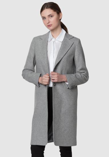 Пальто Arber модель AHW07.03.13 — фото 3 - INTERTOP