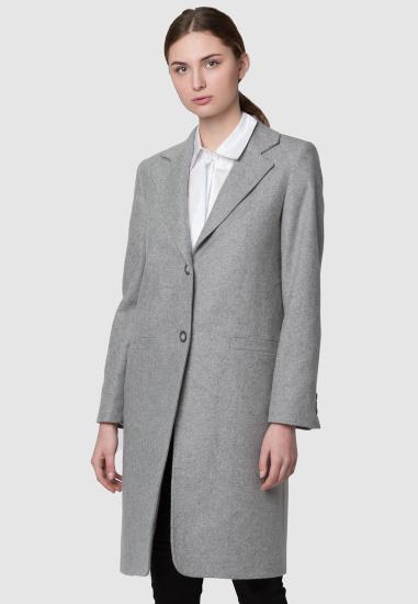 Пальто Arber модель AHW07.03.13 — фото - INTERTOP