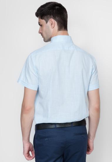 Сорочка з коротким рукавом Arber модель AJ04.02.20 — фото 3 - INTERTOP