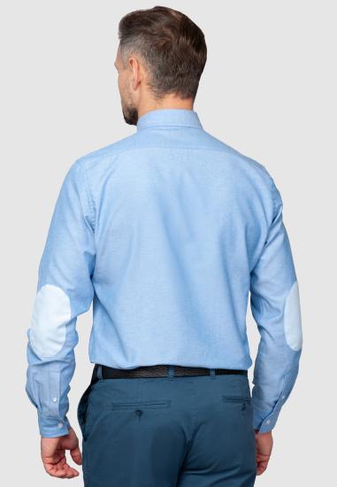 Сорочка з довгим рукавом Arber модель AJ05.10.10 — фото 3 - INTERTOP