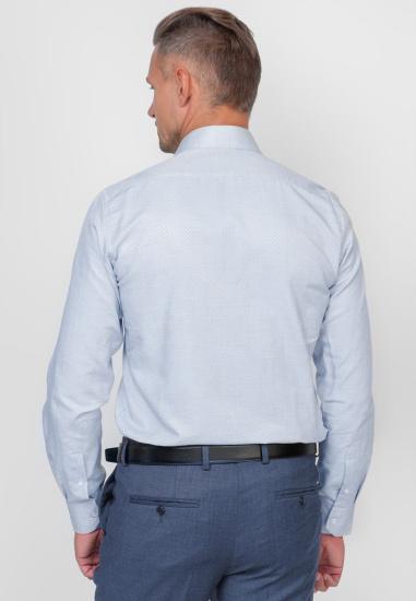 Сорочка з довгим рукавом Arber модель AJ05.13.10 — фото 3 - INTERTOP