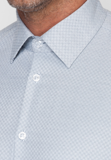 Сорочка з довгим рукавом Arber модель AJ05.13.10 — фото 4 - INTERTOP