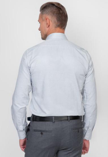 Сорочка з довгим рукавом Arber модель AJ05.16.10 — фото 3 - INTERTOP