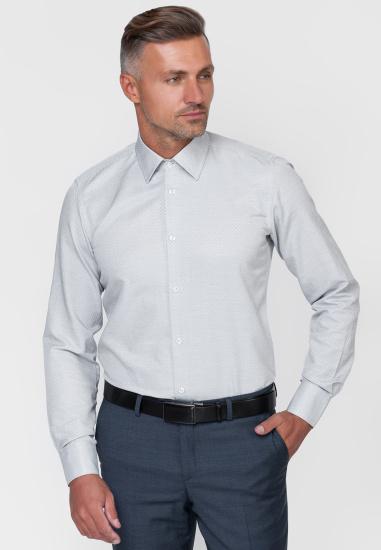 Сорочка з довгим рукавом Arber модель AJ05.16.10 — фото - INTERTOP