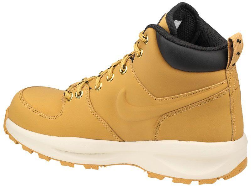 Ботинки мужские NIKE MANOA LTH Brown AJ1280-700 размеры обуви, 2017