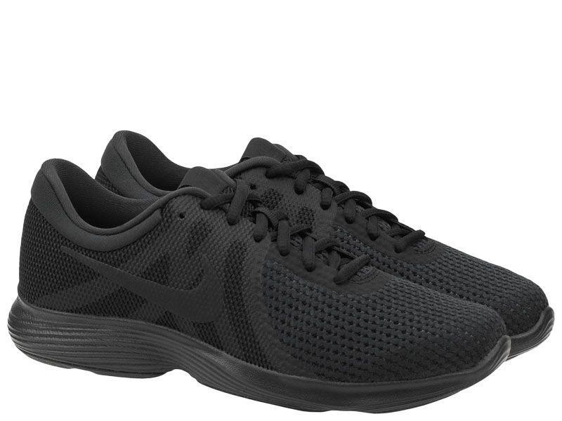 Купить Кроссовки мужские Nike Revolution 4 Running Black AJ3490-002, Черный