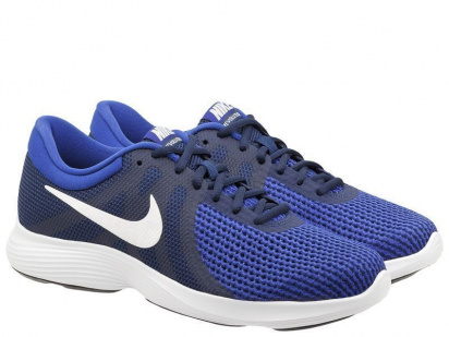 Кроссовки для мужчин Nike Revolution 4 Running Blue AJ3490-414 примерка, 2017