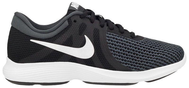 Купить Кроссовки женские Women's Nike Revolution 4 Running Black/white AJ3491-001, Черный