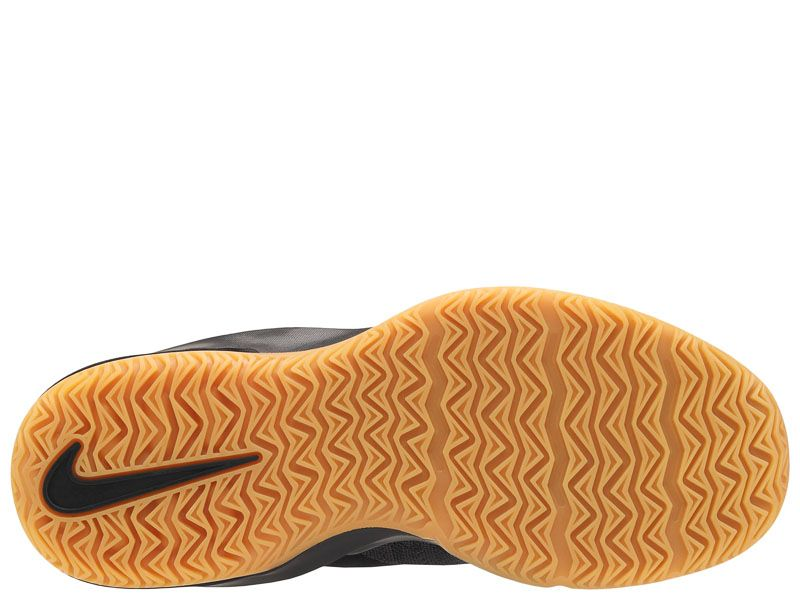 Купить Кроссовки мужские AIR MAX INFURIATE III LOW Black/Orange AJ5898-009, NIKE, Черный