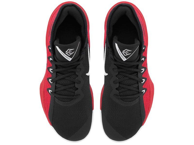 Кроссовки для мужчин Nike Zoom Evidence III Black/Red AS AJ5904-001 выбрать, 2017