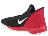 Кроссовки для мужчин Nike Zoom Evidence III Black/Red AS AJ5904-001 , 2017
