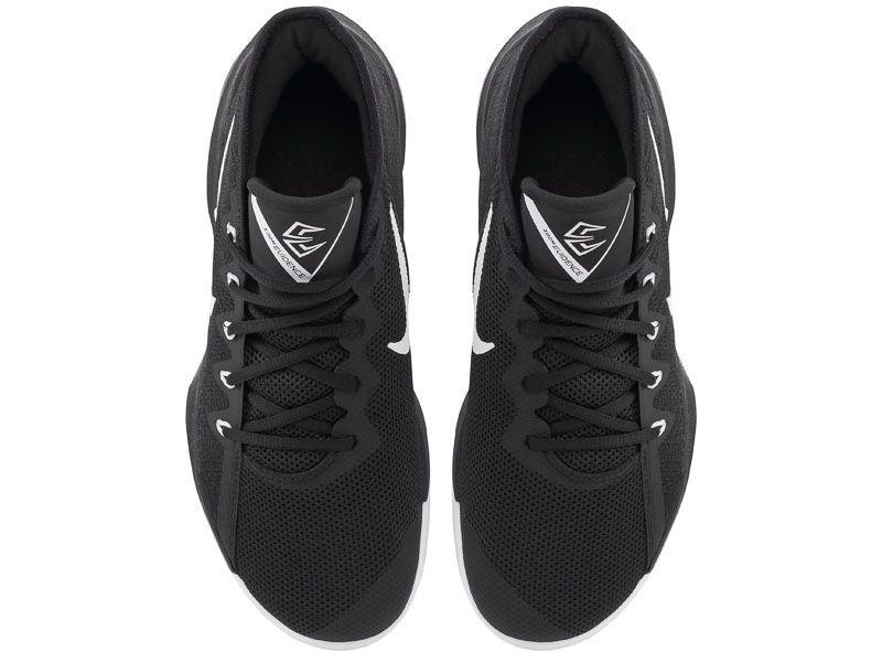 Кроссовки для мужчин Nike Zoom Evidence III Black AS AJ5904-002 обувь бренда, 2017
