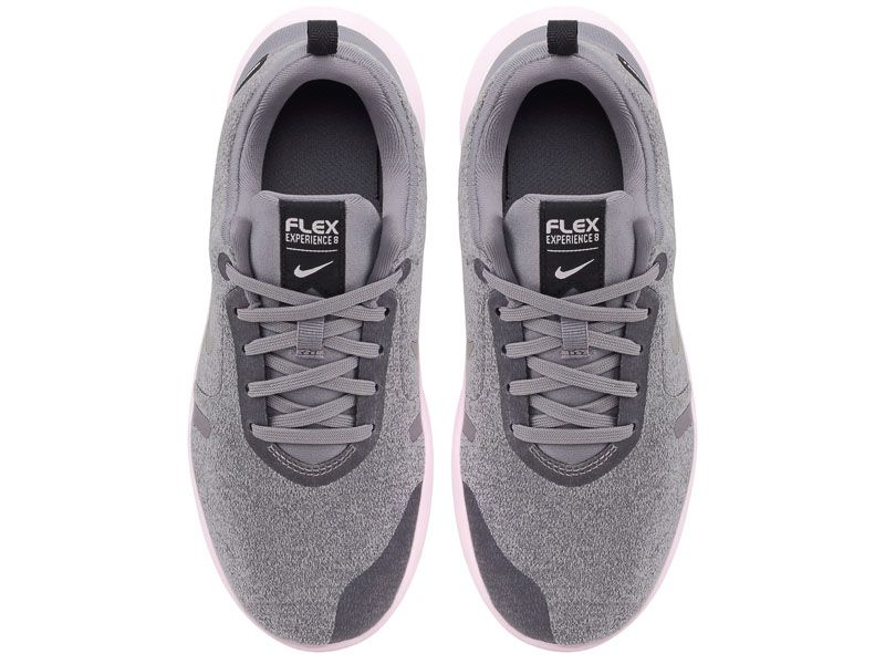 Кроссовки для женщин WMNS Nike Flex Experience RN 8 Grey AS AJ5908-001 фото, купить, 2017