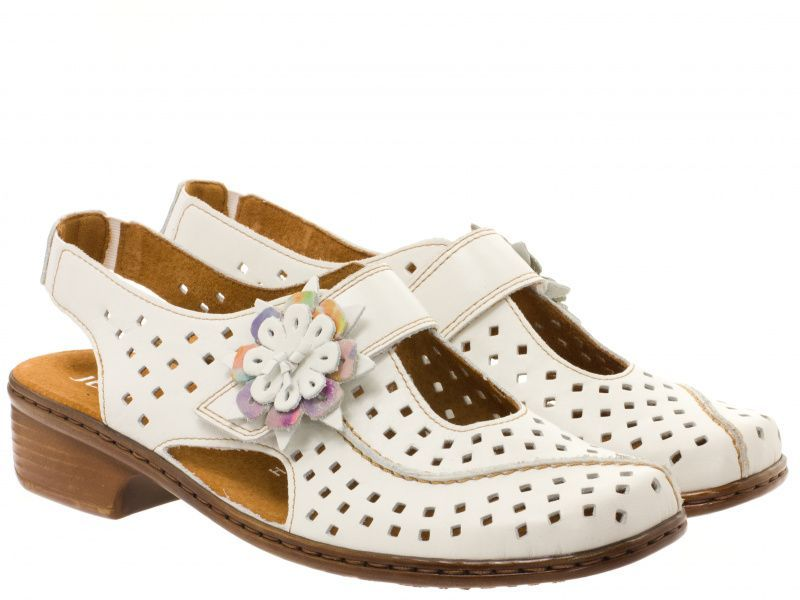Купить Босоножки женские Jenny by ARA AJ605, Белый