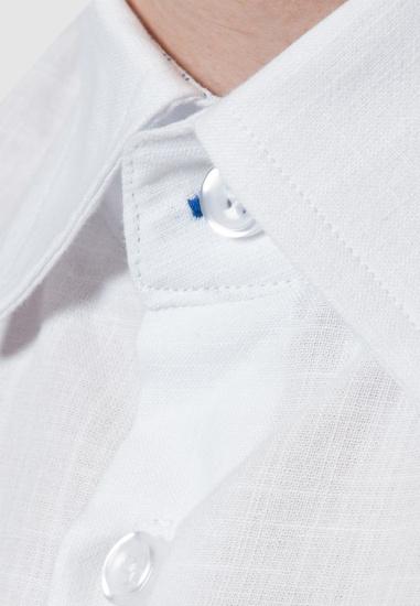 Сорочка з коротким рукавом Arber модель AL04.01.24 — фото 3 - INTERTOP