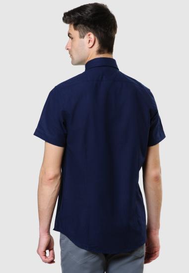 Сорочка з коротким рукавом Arber модель AL04.03.24 — фото 3 - INTERTOP