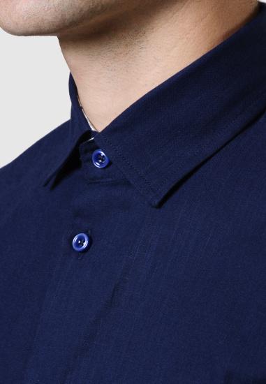 Сорочка з коротким рукавом Arber модель AL04.03.24 — фото 4 - INTERTOP