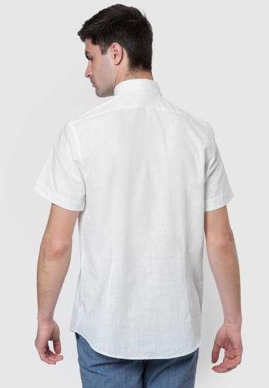 Сорочка з коротким рукавом Arber модель AL04.15.24 — фото 3 - INTERTOP