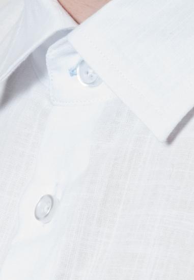 Сорочка з коротким рукавом Arber модель AL04.15.24 — фото 4 - INTERTOP