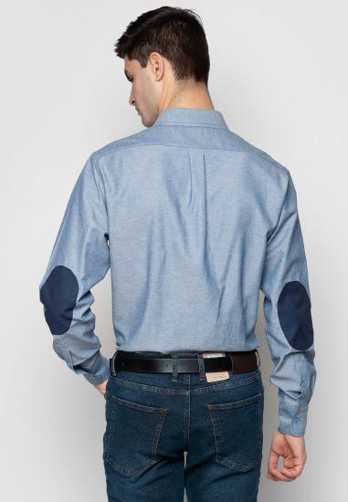 Сорочка з довгим рукавом Arber модель AL05.12.11 — фото 3 - INTERTOP