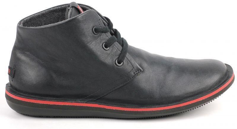 Купить Ботинки мужские Camper Beetle AM511, Черный
