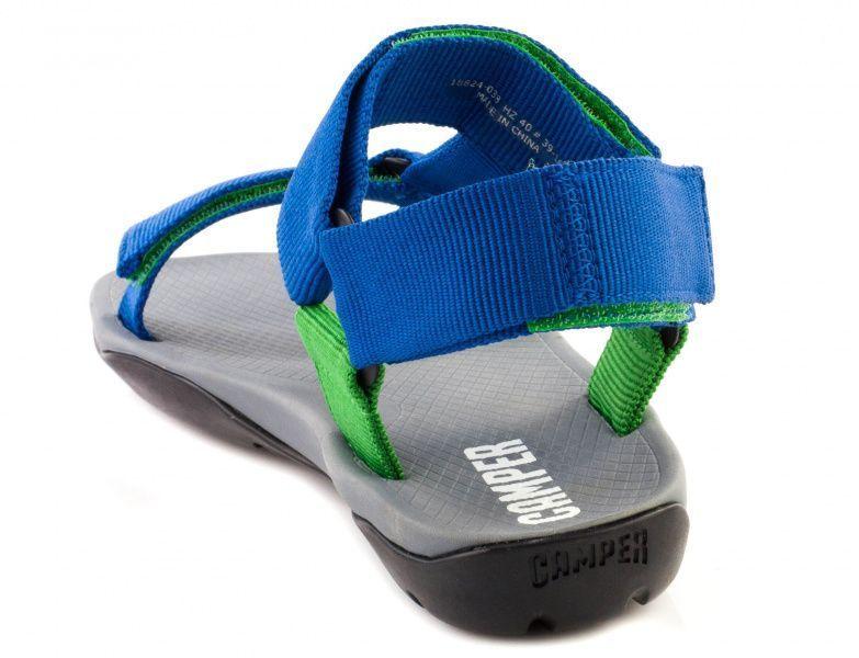 Сандалии для мужчин Camper AM615 размерная сетка обуви, 2017