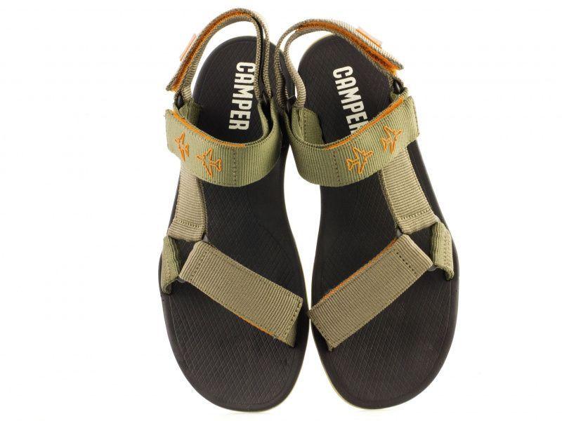 Сандалии для мужчин Camper AM618 купить обувь, 2017