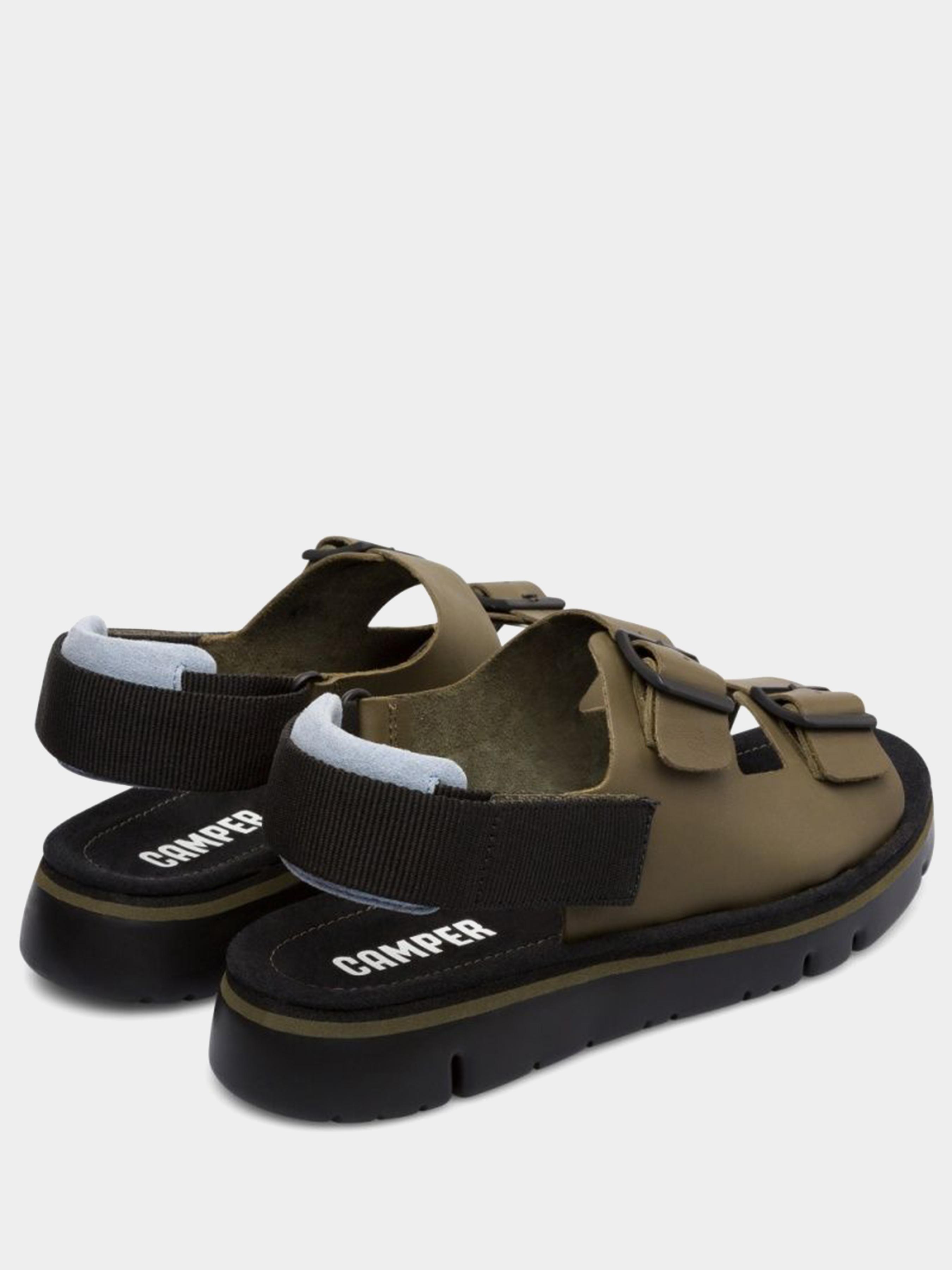Сандалии мужские Camper Oruga Sandal AM704 Заказать, 2017