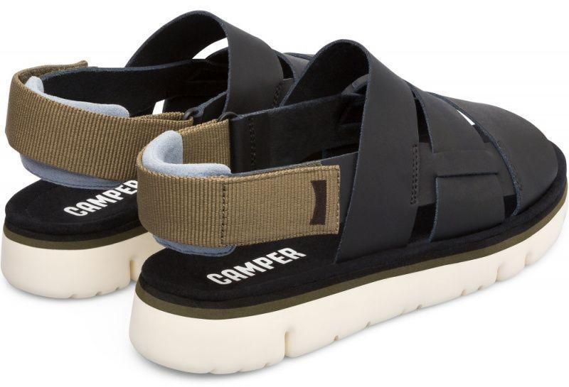 Сандалии для мужчин Camper Oruga Sandal AM707 смотреть, 2017