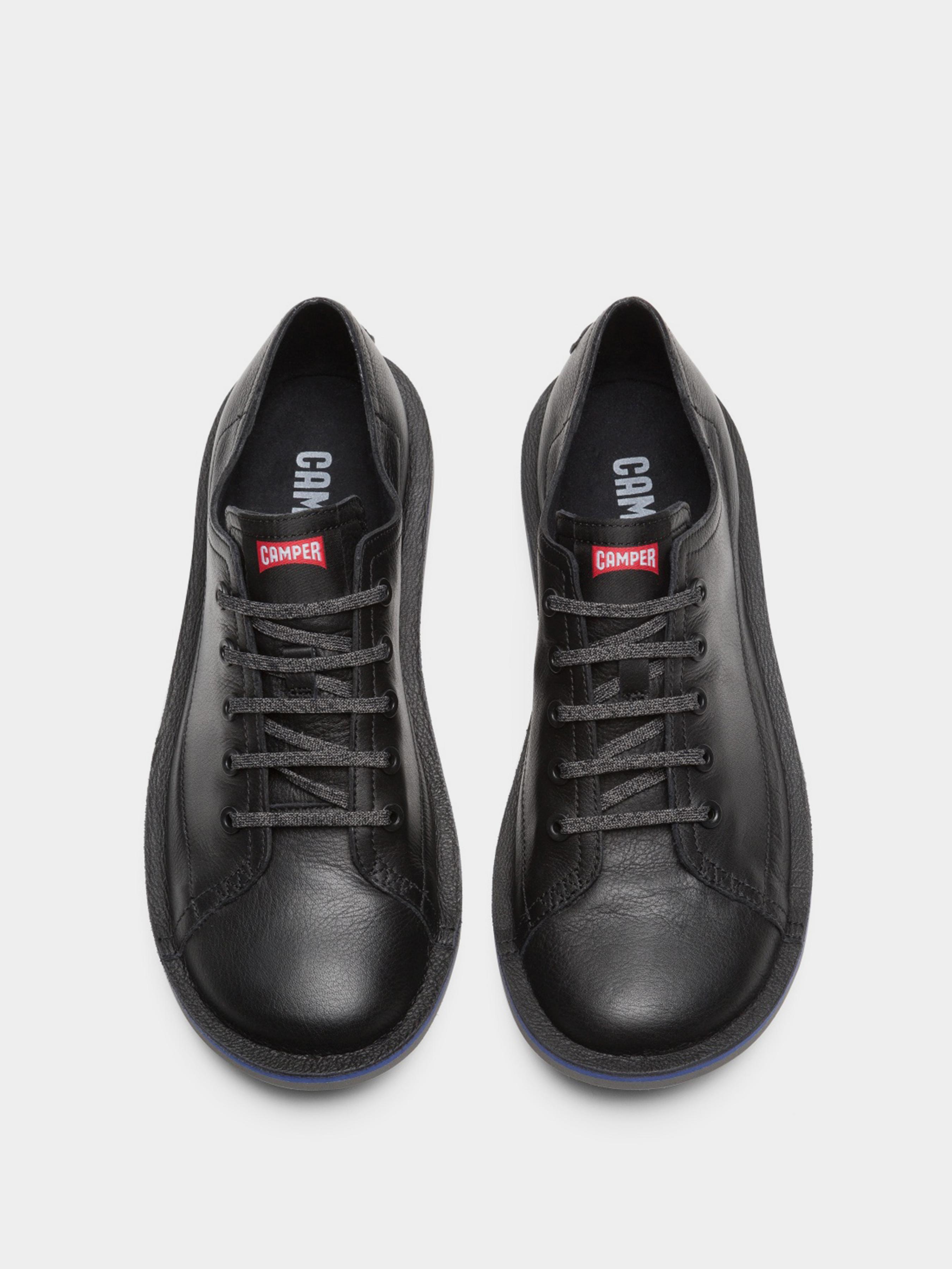 Полуботинки мужские Camper Beetle AM720 брендовая обувь, 2017
