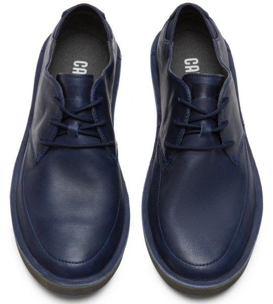 Туфли для мужчин Camper Morrys AM728 брендовая обувь, 2017