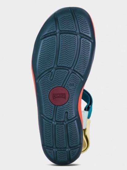 Сандалии для мужчин Camper Match AM737 брендовая обувь, 2017