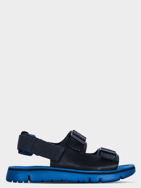 Купить Сандалии мужские Camper Oruga Sandal AM739, Черный