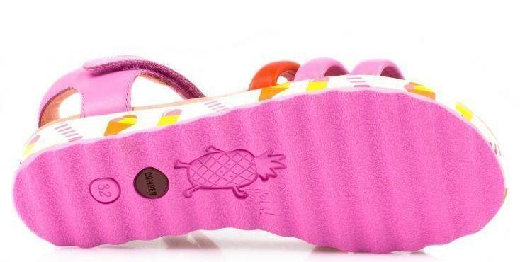 Сандалии для детей Camper AN100 размерная сетка обуви, 2017