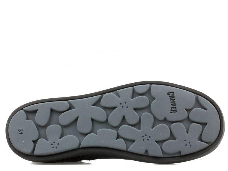 Ботинки для детей Camper AN137 размерная сетка обуви, 2017