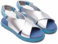 Сандалии для детей Camper AN150 размерная сетка обуви, 2017