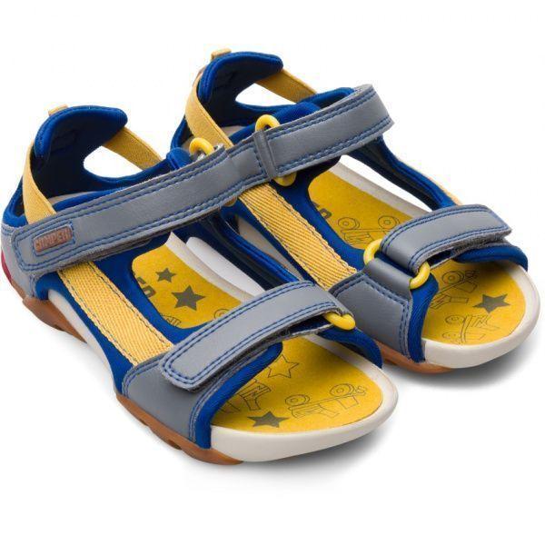 Сандалии для детей Camper AN155 размерная сетка обуви, 2017
