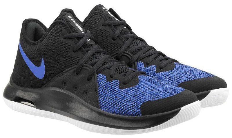 Кроссовки для мужчин NIKE AIR VERSITILE III Black/Blue AO4430-004 бесплатная доставка, 2017